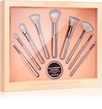 Makeup Revolution Ultimate Brush Collection set de brochas