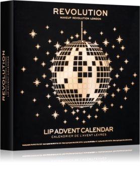 Makeup Revolution Lip Advent Calendar Advent Calendar