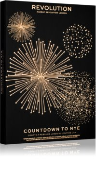 Makeup Revolution Countdown to NYE