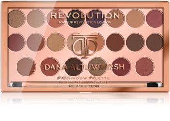 Makeup Revolution Dana Altuwairsh Eyeshadow Palette