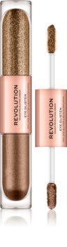 Makeup Revolution Eye Glisten fard à paupières liquide