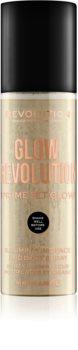 Makeup Revolution Glow Revolution rozjasňujúci sprej na tvár a telo