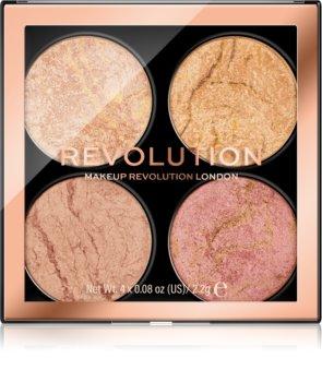 Makeup Revolution Cheek Kit Face Palette