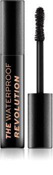 Makeup Revolution The Waterproof Mascara Revolution voděodolná řasenka pro objem