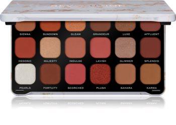 Makeup Revolution Forever Flawless paleta sjenila za oči