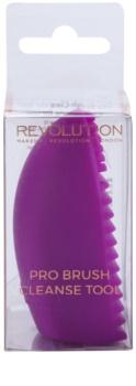 Makeup Revolution Accessories outil de nettoyage pour pinceaux en silicone