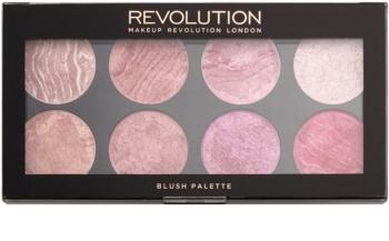 Makeup Revolution Blush paleta tvářenek