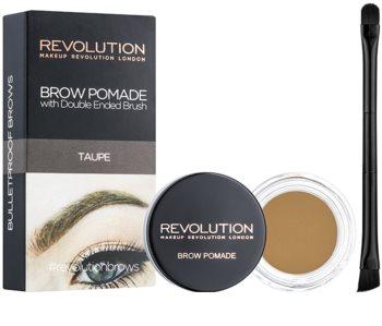 Makeup Revolution Brow Pomade pomáda na obočie