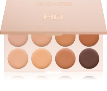 Makeup Revolution Pro HD Camouflage палетка коректорів