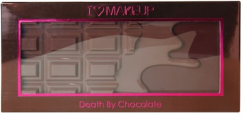 Makeup Revolution I ♥ Makeup Death By Chocolate paleta farduri de ochi
