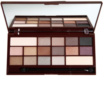 Makeup Revolution I ¦ Makeup Death By Chocolate Oogschaduw Palette