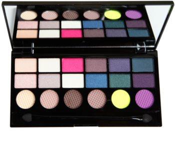 Makeup Revolution Dia De Los Muertos paleta de sombras de ojos