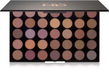 Makeup Revolution Pro HD paleta farduri de ochi
