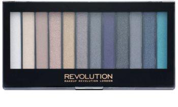 Makeup Revolution Essential Day to Night paleta senčil za oči