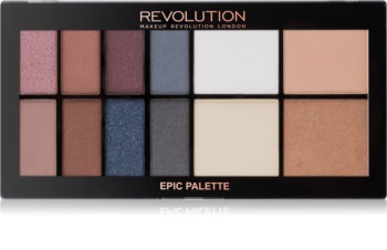 Makeup Revolution Epic Nights večnamenska paleta