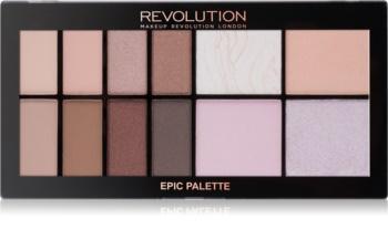 Makeup Revolution Epic Day multifunkční paleta