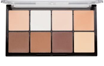 Makeup Revolution Ultra Pro HD Fair Contouring Powder Palette