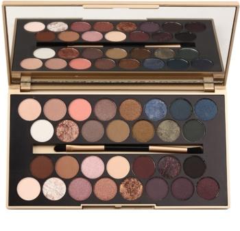 Makeup Revolution Fortune Favours the Brave Oogschaduw Palette  met Spiegeltje en Applicator