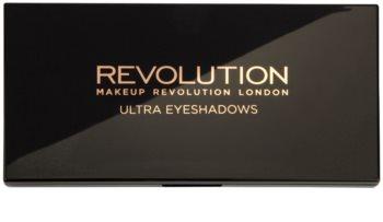 Makeup Revolution Flawless Matte szemhéjfesték paletták