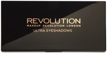 Makeup Revolution Flawless Matte палітра тіней