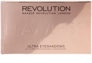 Makeup Revolution Flawless szemhéjfesték paletták