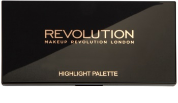 Makeup Revolution Highlight Illuminating Powders Palette