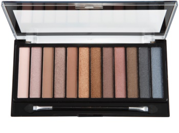 Makeup Revolution Iconic 1 paleta očných tieňov