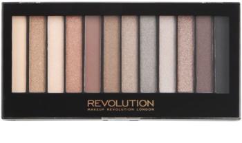 Makeup Revolution Iconic 2 paletka očných tieňov