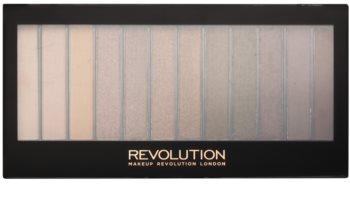 Makeup Revolution Iconic Dreams палітра тіней з аплікатором