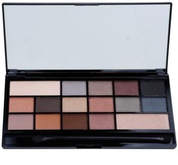 Makeup Revolution I ♥ Makeup Naked Underneath paleta farduri de ochi