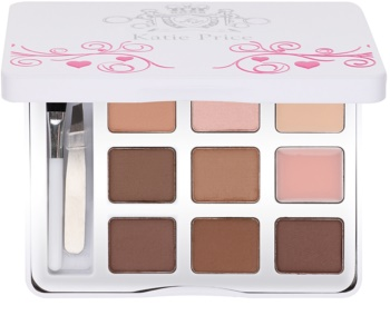 Makeup Revolution Katie Price Palette For Eyebrows Make - Up