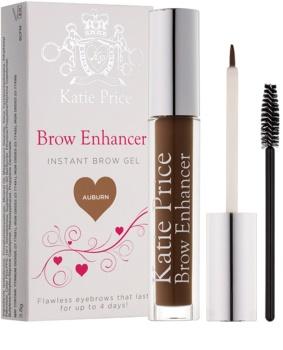 Makeup Revolution Katie Price fixačný gél na obočie