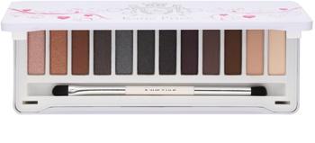 Makeup Revolution Katie Price paleta očných tieňov