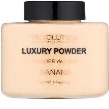 Makeup Revolution Luxury Powder minerální pudr