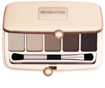Makeup Revolution Renaissance Palette Day paletka očných tieňov