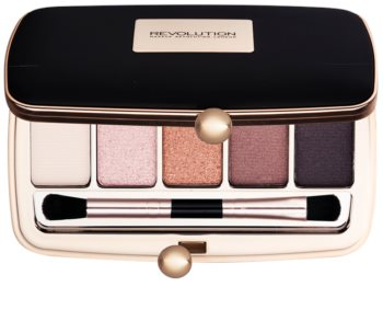 Makeup Revolution Renaissance Palette Night paleta cieni do powiek