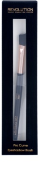 Makeup Revolution Pro Curve pensula contur fard de ochi