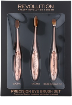 Makeup Revolution Pro Precision Brush Brush Set for Eye Area