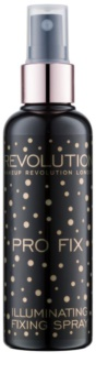Makeup Revolution Pro Fix spray fissante illuminante