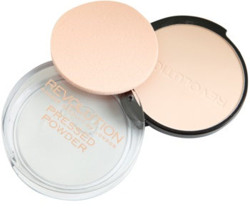 Makeup Revolution Pressed Powder puder w kompakcie