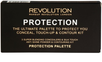 Makeup Revolution Protection палетка для макіяжу обличчя