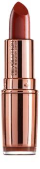 Makeup Revolution Rose Gold hydratační rtěnka