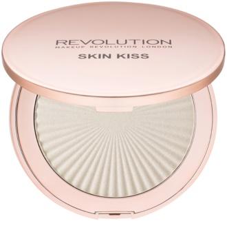 Makeup Revolution Skin Kiss rozjasňovač