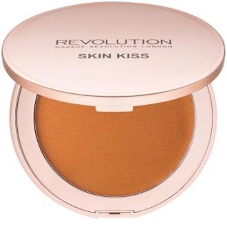 Makeup Revolution Skin Kiss bronzer en crème