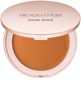 Makeup Revolution Skin Kiss кремовий бронзер