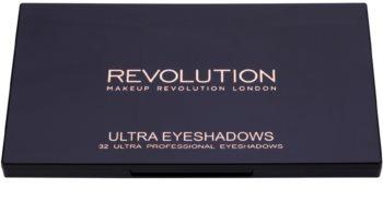 Makeup Revolution Flawless 2 палітра тіней з дзеркальцем