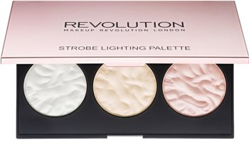 Makeup Revolution Strobe Lighting paleta osvetljevalcev