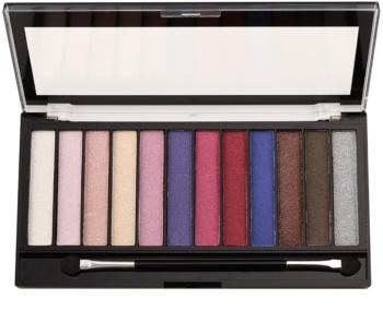 Makeup Revolution Unicorns Are Real paleta očních stínů s aplikátorem
