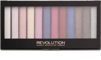 Makeup Revolution Unicorns Are Real paleta farduri de ochi cu aplicator