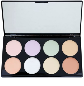 Makeup Revolution Ultra Base paleta korektorů